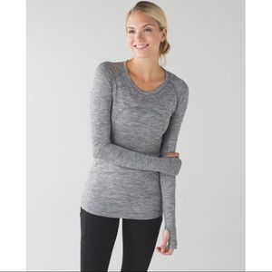 Lululemon • Swiftly tech long sleeve crew